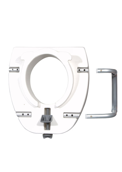 Strange Drive Medical Raised Toilet Seat With Lock Gmtry Best Dining Table And Chair Ideas Images Gmtryco