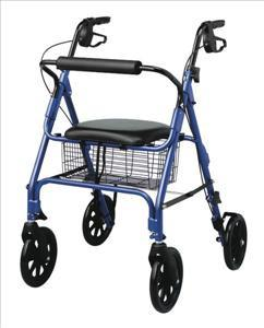 Basic Freedom Rollator, Blue