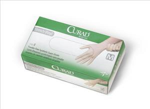 CURAD Stretch Vinyl Exam Gloves