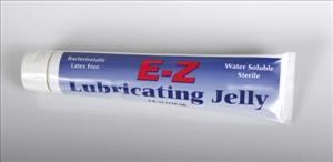 Tube of Lubricating Jelly, 4oz (Box of 12)