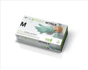 Aloetouch Nitrile Powder-Free Exam Gloves