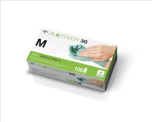 Aloetouch 3G Powder-Free Stretch Synthetic Exam Gloves