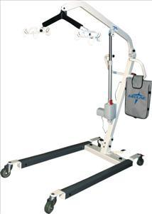 400 lb Capacity Electric Patient Lift