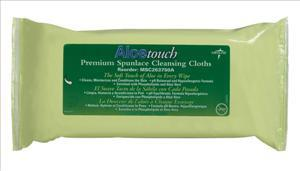 "Aloetouch Scented Wipes, 9""x13"" 48/pk"