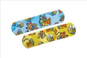Assorted Designs Adhesive Bandages
