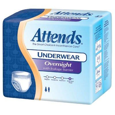 Attends Overnight Protective Underwear Pull On