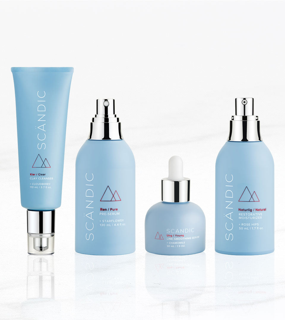 Line Smoothing Collection for Extremely Dry or Sensitive Skin