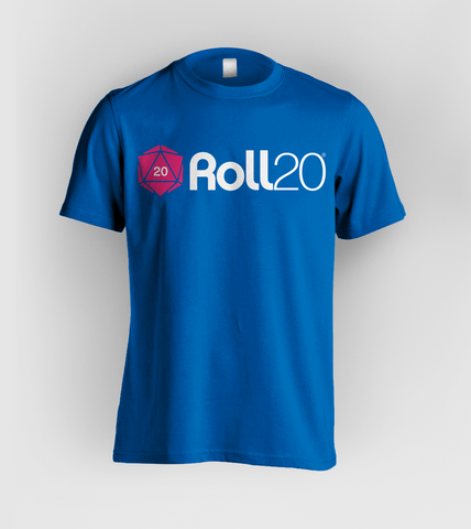 Roll20 Logo Shirt