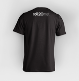 Roll20 Stacked Logo Shirt