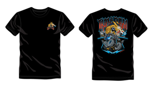 Rock Burro T-Shirt (Black) NEW !!!