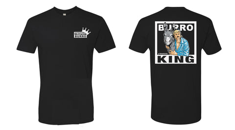 Burro King Burro T-Shirt (Black)