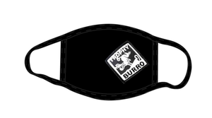 Face Mask - Burro Patch ( Made in USA )