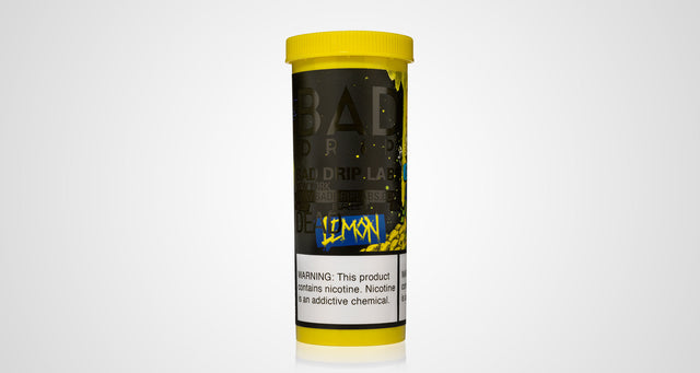 Dead Lemon Vape Juice Flavors by Bad Drip