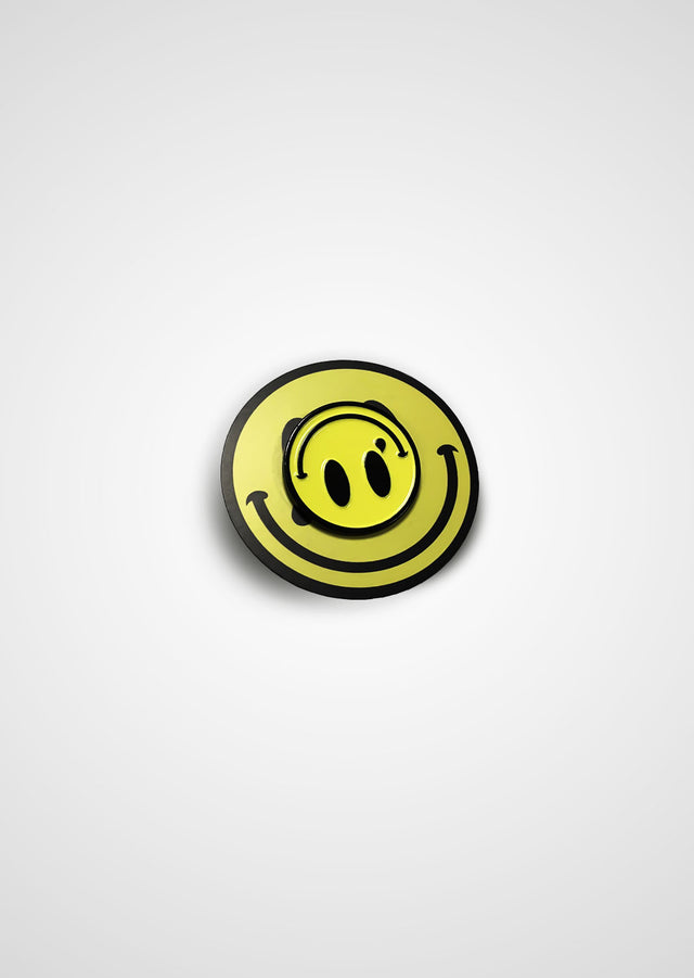 BAD smiLey piN