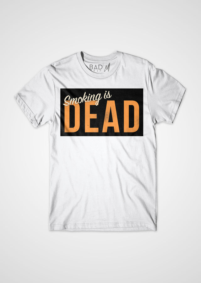 SMOkiNG iS dEAd Tee