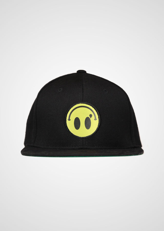 aCiD SMILEY snAP BacK