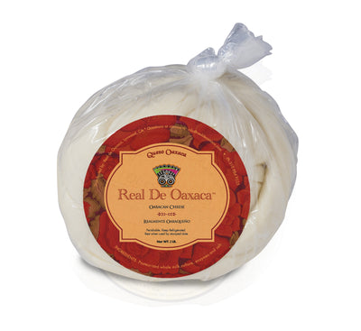 Oaxaca cheese Real de Oaxaca is an artisan cheese crafted in the finest Oaxacan Tradition.