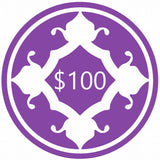 KJJ Gift Certificate $100 - K. Johnson Jewelry LLC