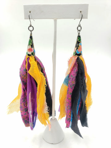 Chavie Earrings - Jester
