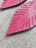Signature Feathers - Raspberry