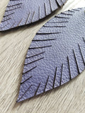 Signature Feathers - Dark Purple