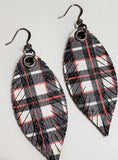 Designer Feathers - Buffalo Plaid