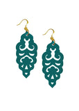Filigree Earrings - Lush Meadows - Large - K. Johnson Jewelry LLC