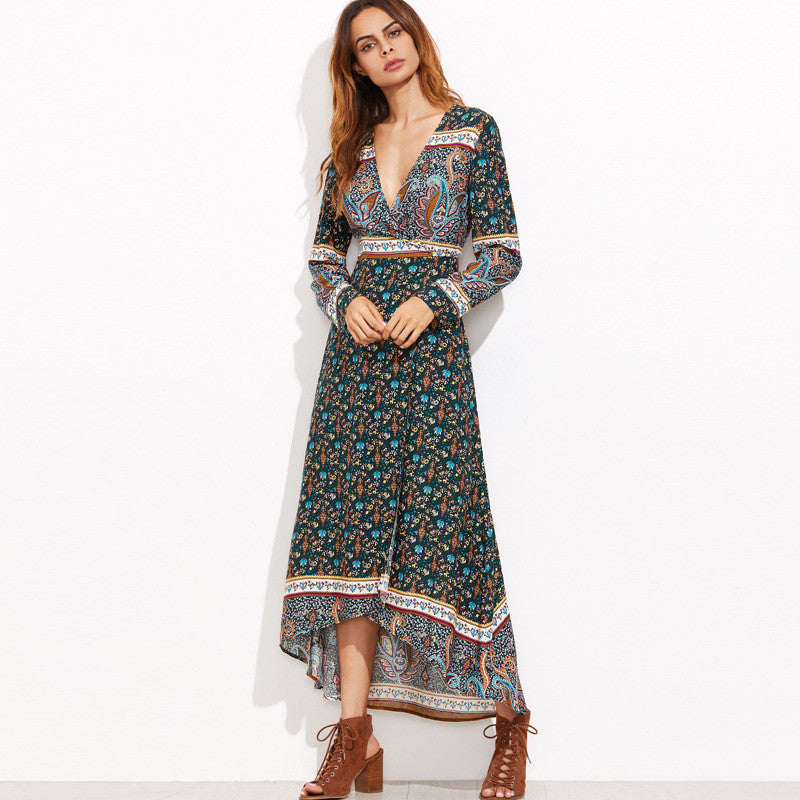 Ankle Length Casual Dresses