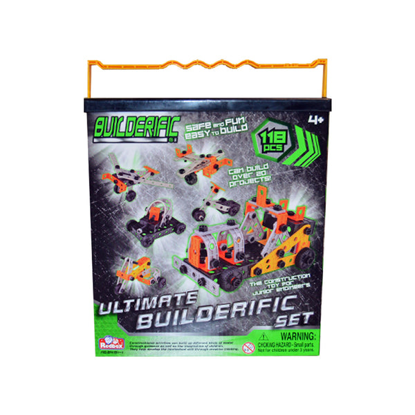 Ultimate Builderific Set 118 pcs