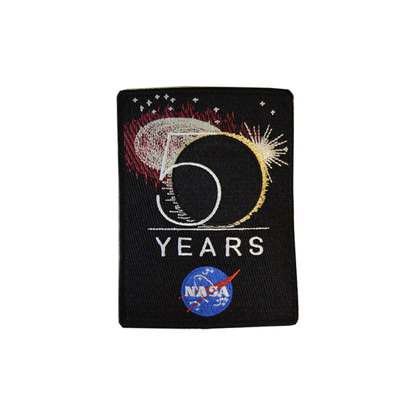 50 Years Patch