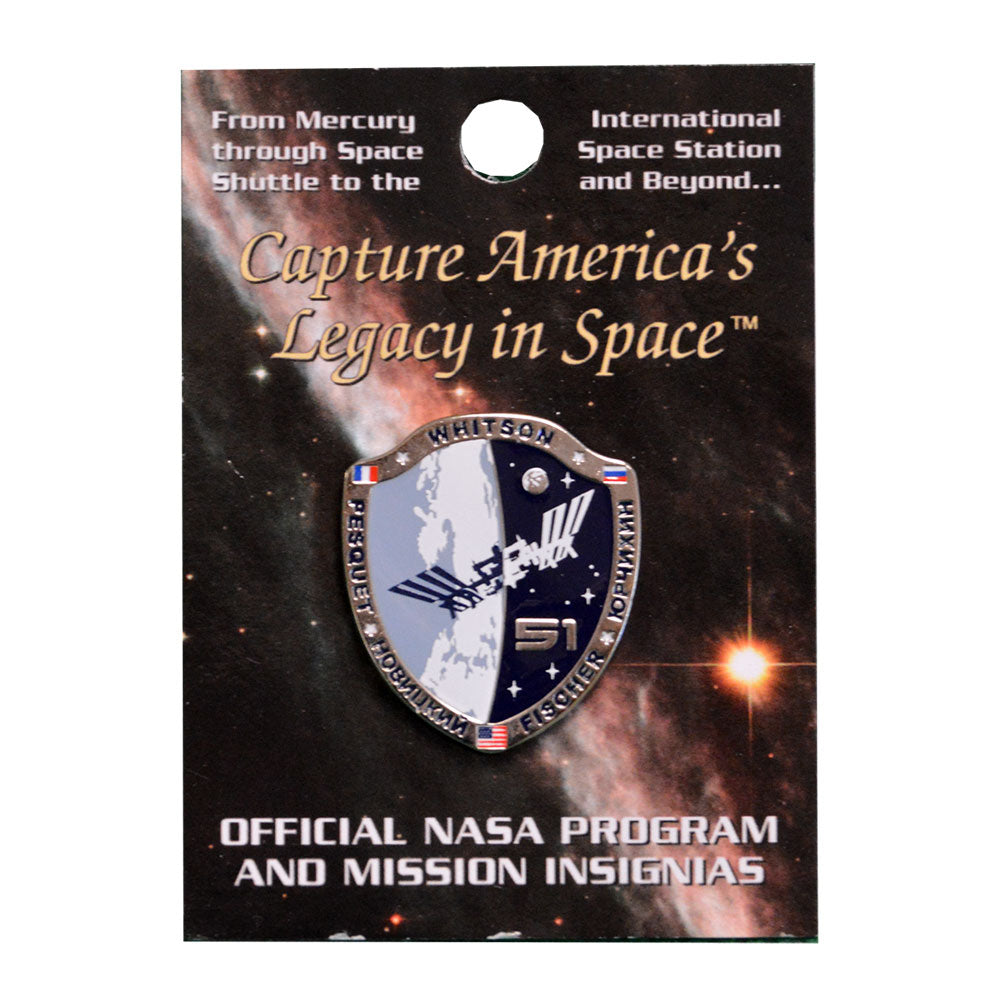 Expedition 51 Pin