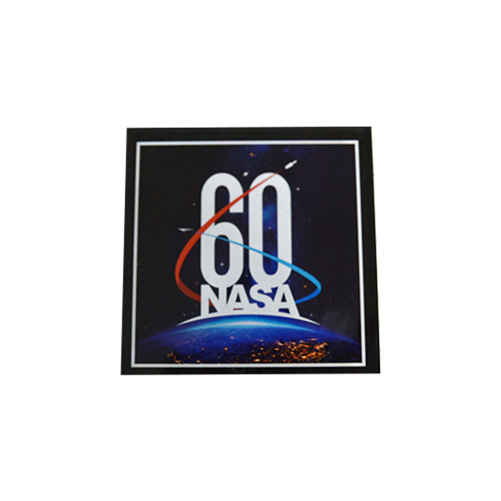 NASA 60th Annivesary Magnet