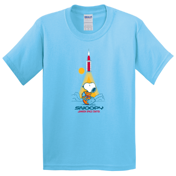 Snoopy Blast Off Youth Tee