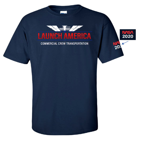 Launch America Tshirt