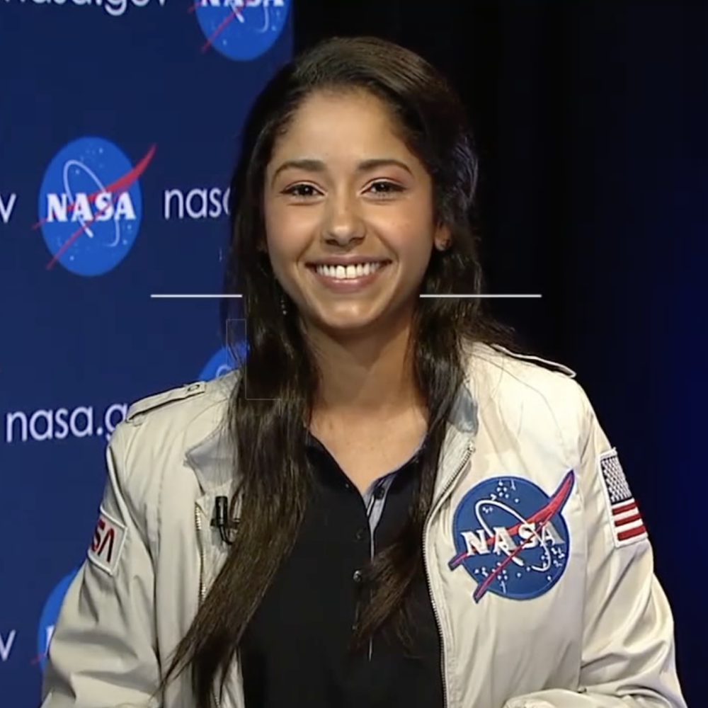 Ladies NASA DM-2 Launch America On-Air Jacket