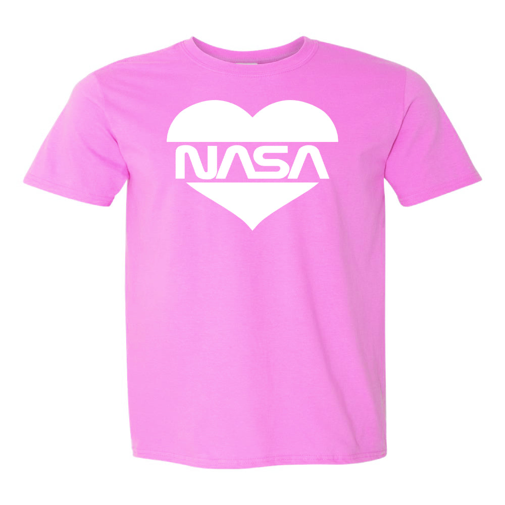 NASA Heart Tshirt