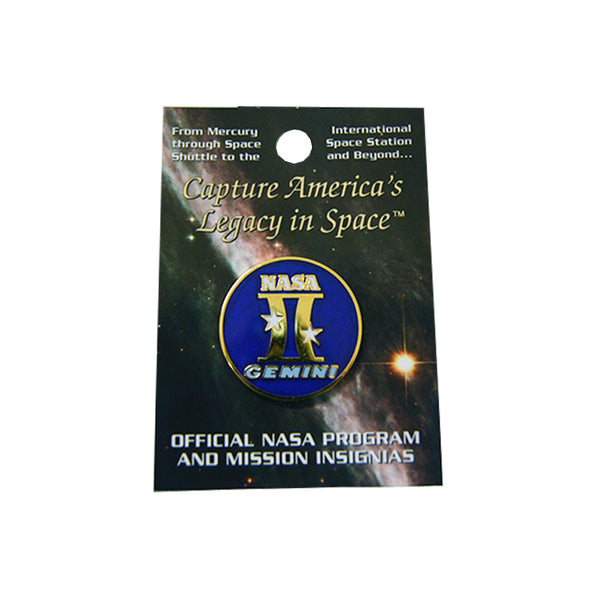 Gemini Program Pin