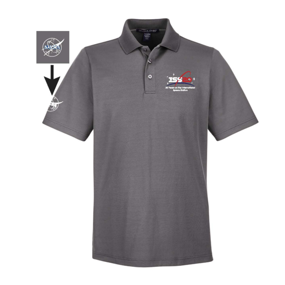Men's ISS 20th Polo