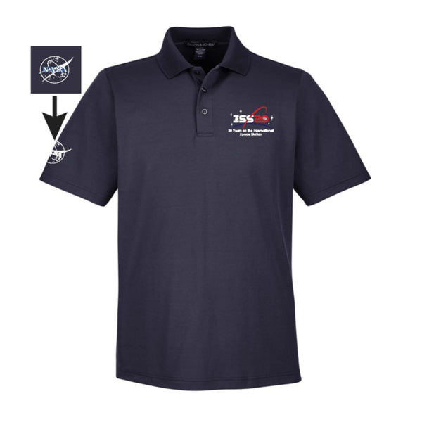 Mens ISS 20th Polo