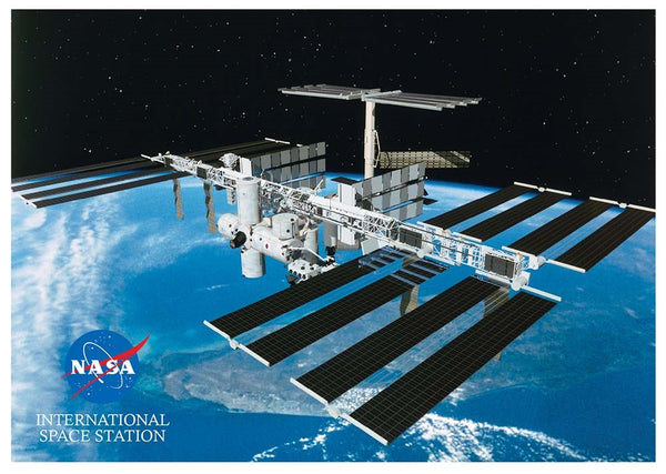 NASA Postcards