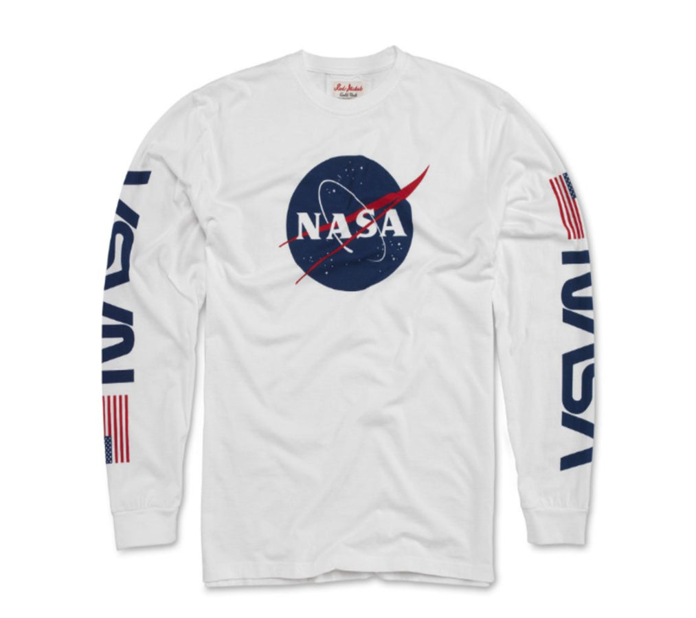 Long Sleeve NASA Shirt