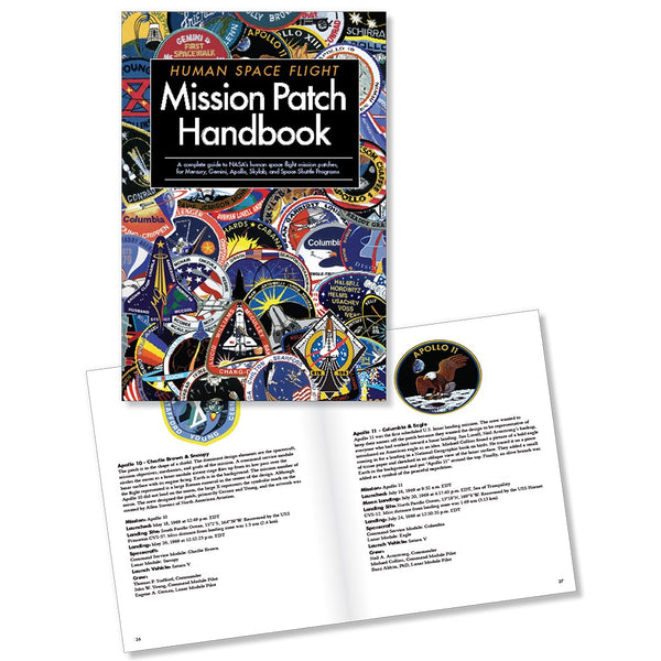 NASA Mission Patch Book