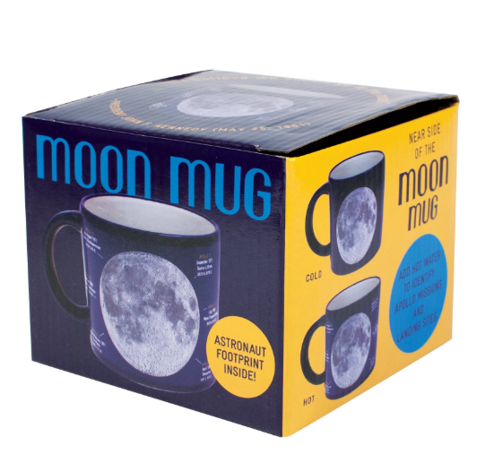 Phase Changing Moon Mug