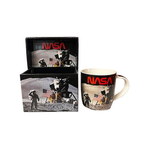 NASA Moon Mug with Box