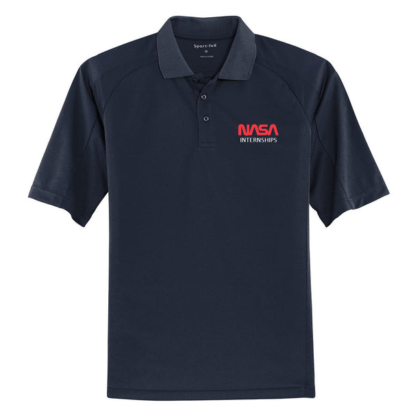Men's NASA Interns Polo