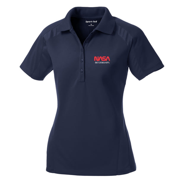 Ladies NASA Interns Polo