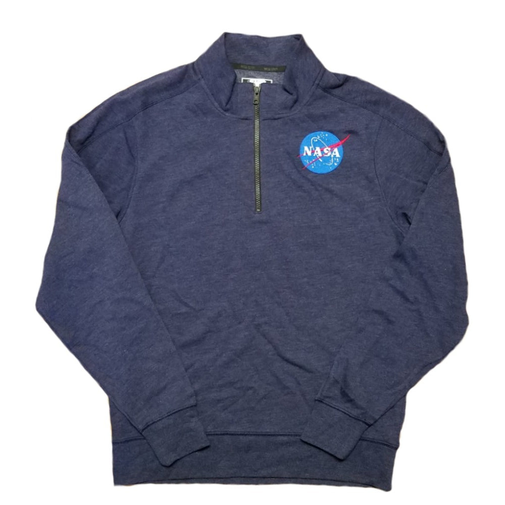 NASA Quarter Zip Sweatshirt