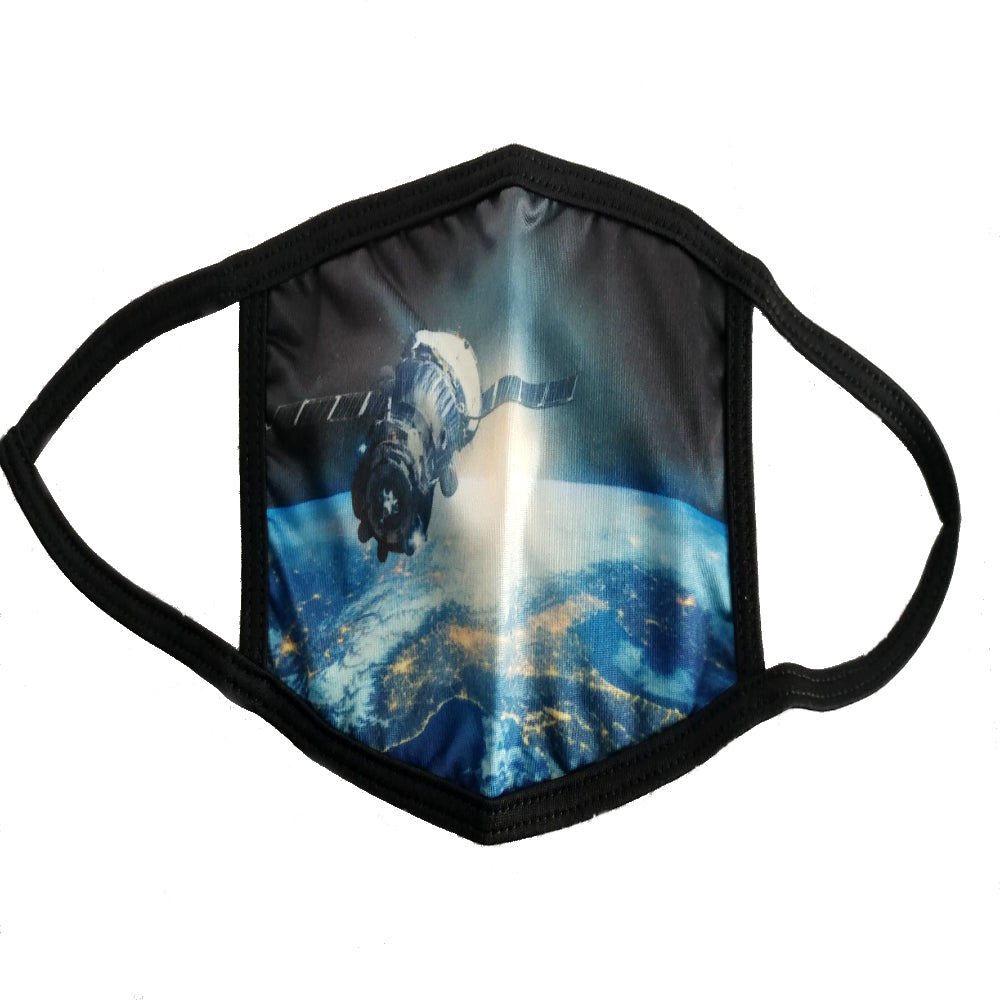 ISS/Orion Space Mask