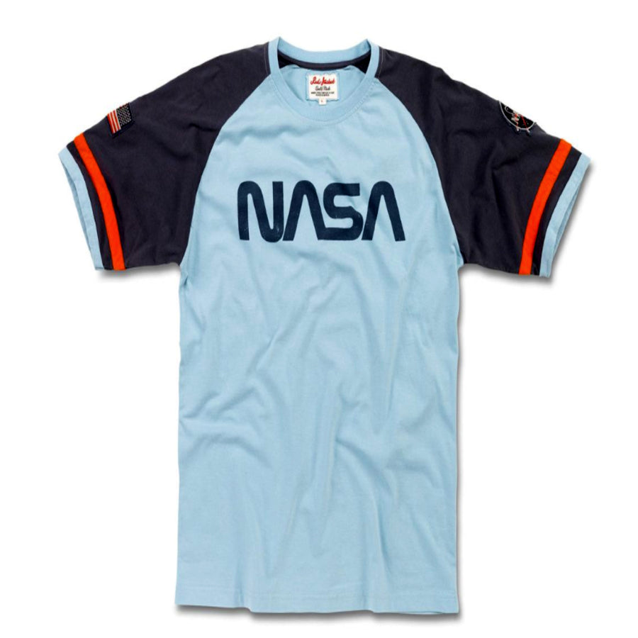 Red Jacket NASA Worm Shirt