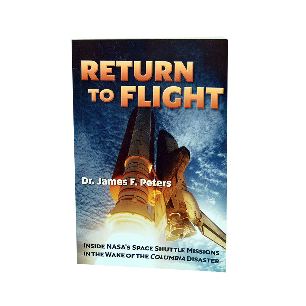 Autographed Return To Flight